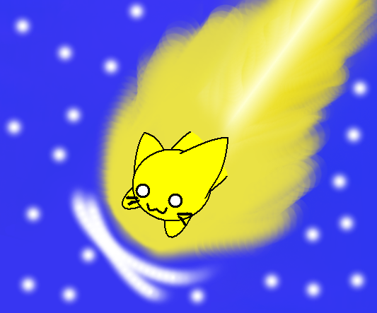 http://joytheeevee.deviantart.com/art/THIS-SURE-IS-SPEEDY-150792671?q=boost%3Apopular%20speedycat&qo=15