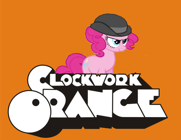 Clockwork Pinkie Pie