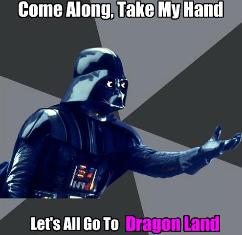 Vader - Take My Hand