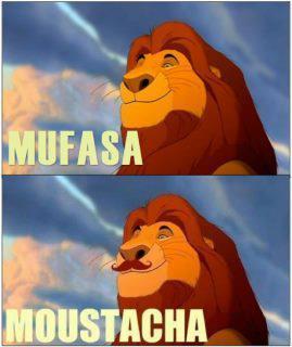 Name Pun - Mufasa