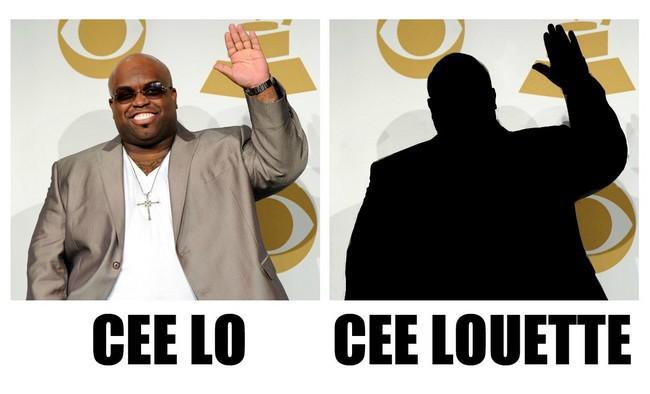 Name Pun - Cee Lo