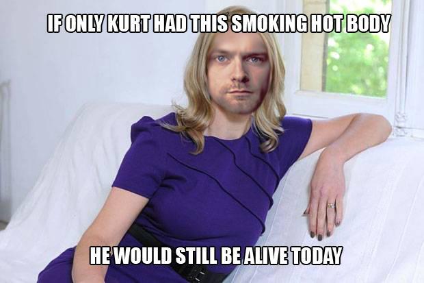 Samantha Cobain