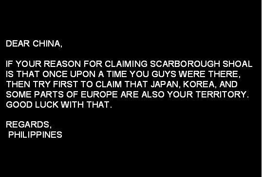 China's logic