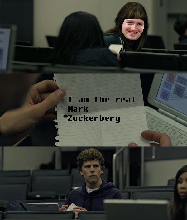 Real Mark Zuckenberg