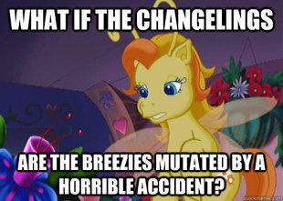Conspiracy Breezie