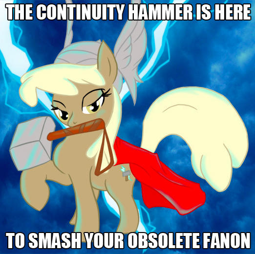The Continuity Hammer