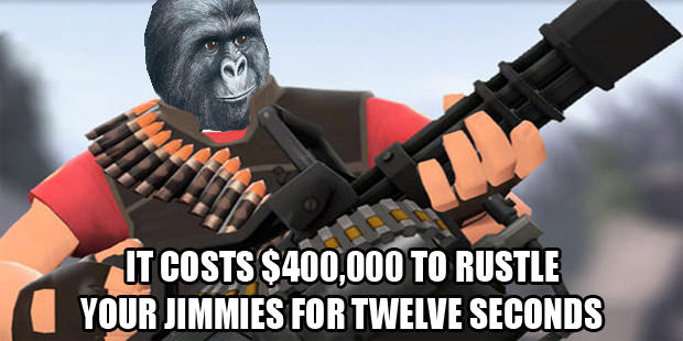 Rustlin' Heavy Jimmies