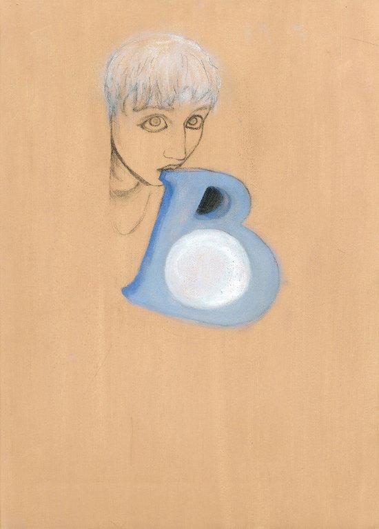 B One