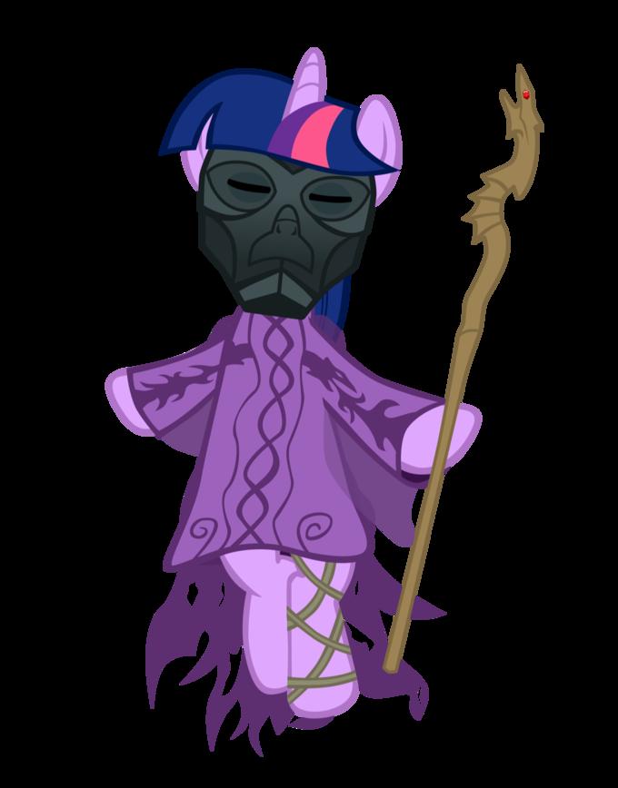 pony dragon priest