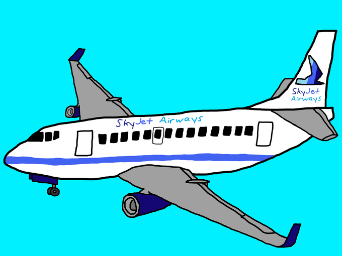 Club Penguin Fan-Made Airline