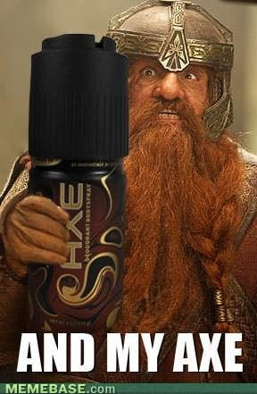 One deodarant to rule them all