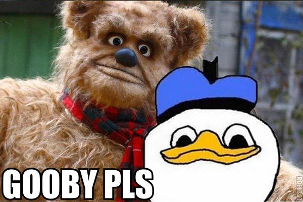 Gooby Pls