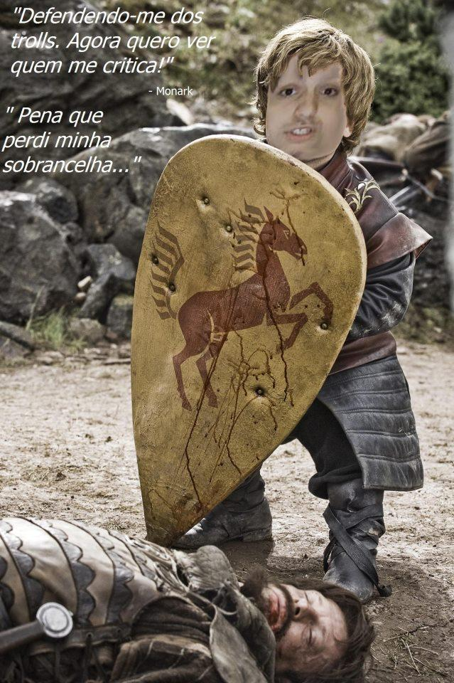 Poney shield!