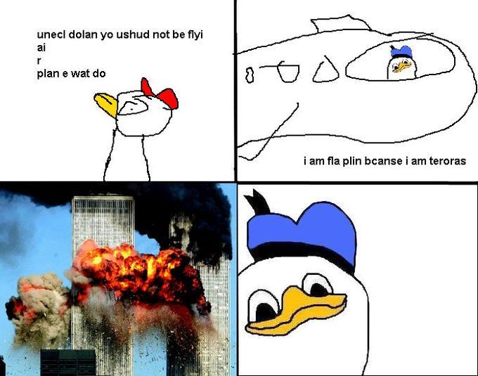 Dolan on 9/11