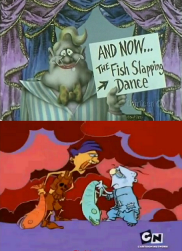 Monty Python and Ed, Edd n Eddy FTW