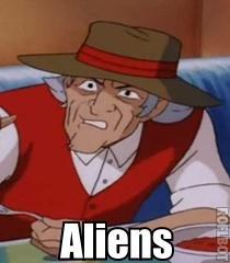 Scooby-Doo Aliens