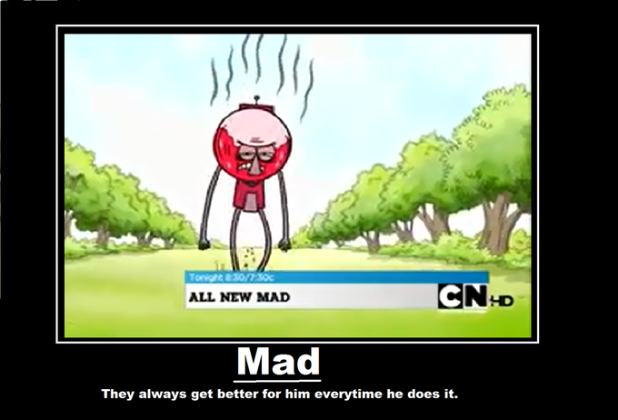 """""""Mad"""""""