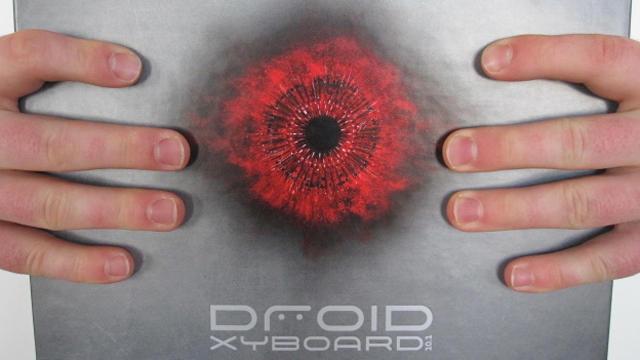 Motorola's Droid Xyboard(se)