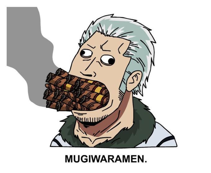 Mugiwaramen