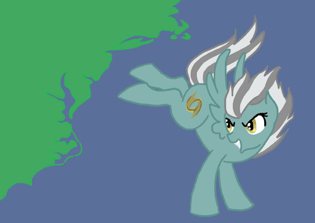 hurricane Irene ponified