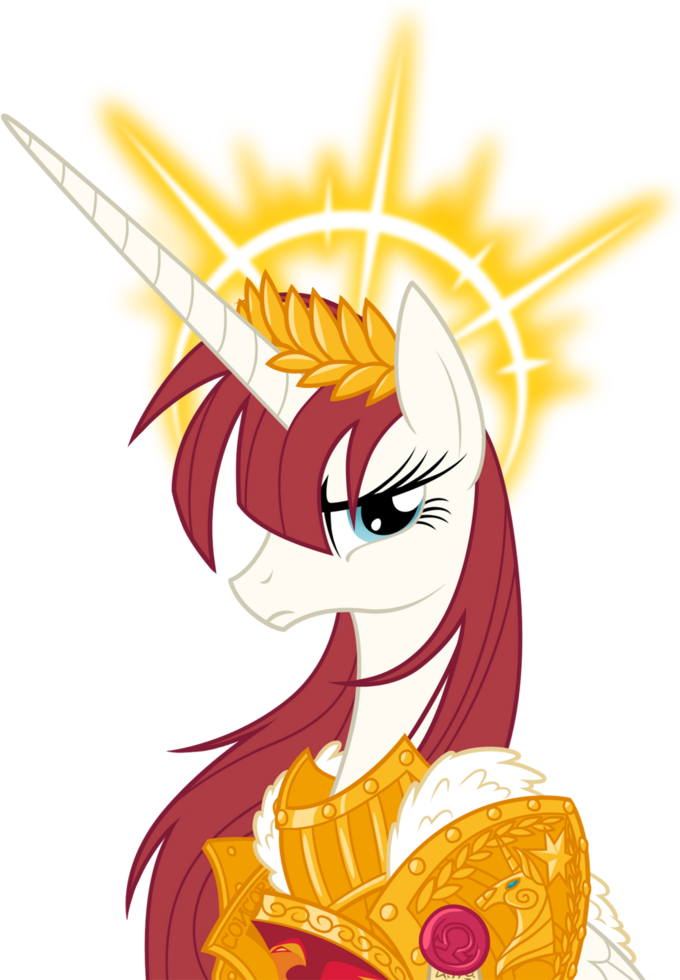 Goddess Empress of Ponykind