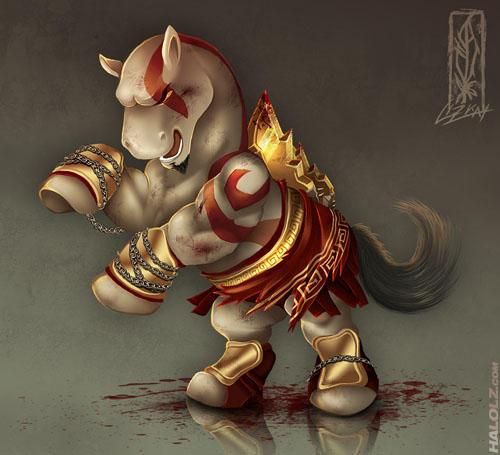 My Little Kratos