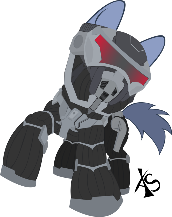 MLP Crysis Crossover