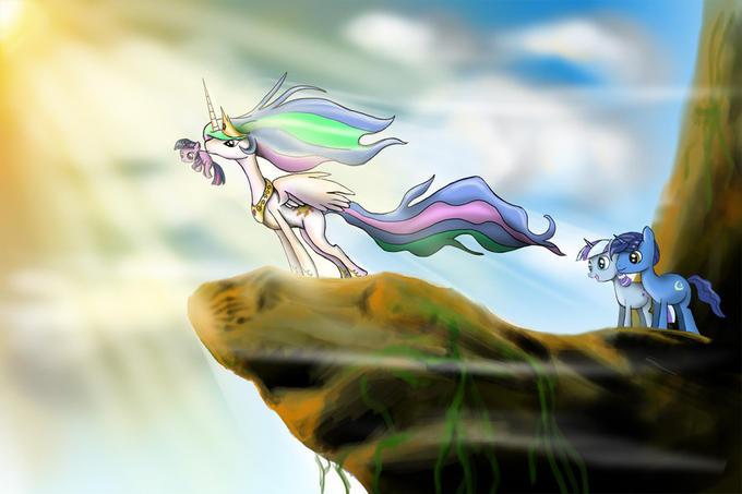 My Little Pony FiM The Pony Queen