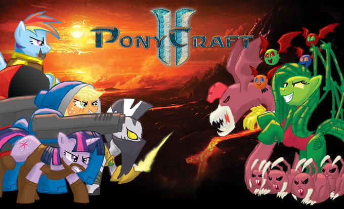 Ponycraft 2