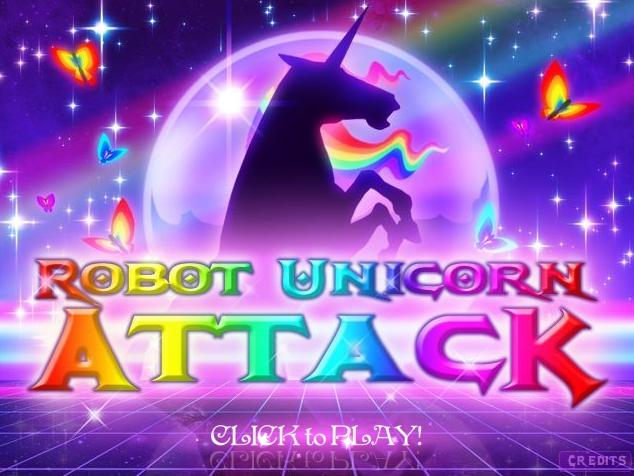 roboter unicorn attack