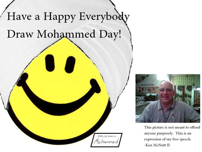 Happy Everybody Draw Mohammed Day!