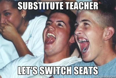 substituteseats