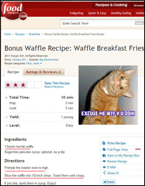 Super Bonus Level Waffles