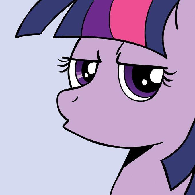 Twilight witholds her enthusiasm