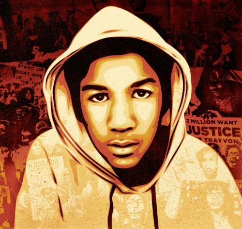 Trayvon Martin Artwork