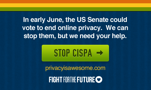 Privacy is Awesome, Let's Kill CISPA