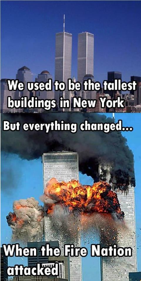 9/11 - Brock Obama