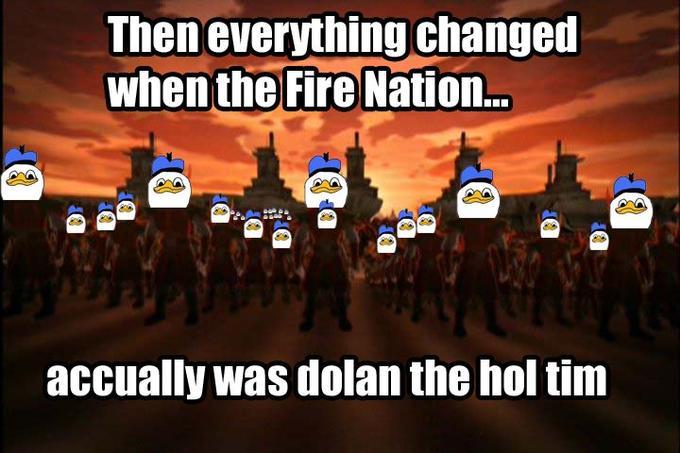 Dolan Nation - Brock Obama