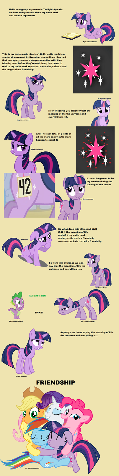 Twilight's Lecture: The Meaning of Life