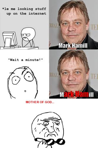 mARK HAMill
