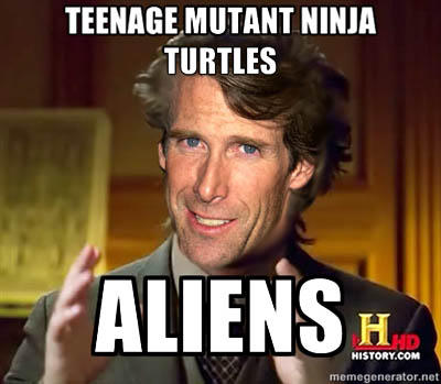 Michael Bay Ruins Everything