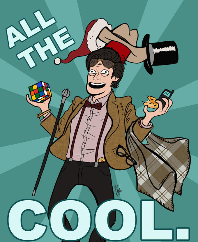 ALL THE COOL