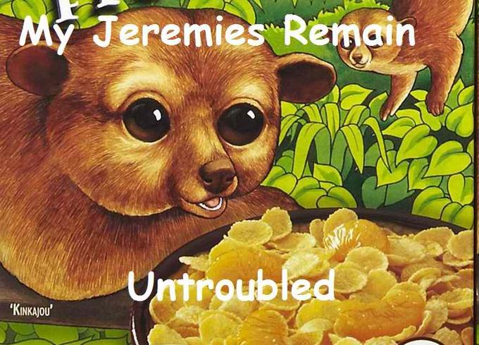 Jeremy Troubles