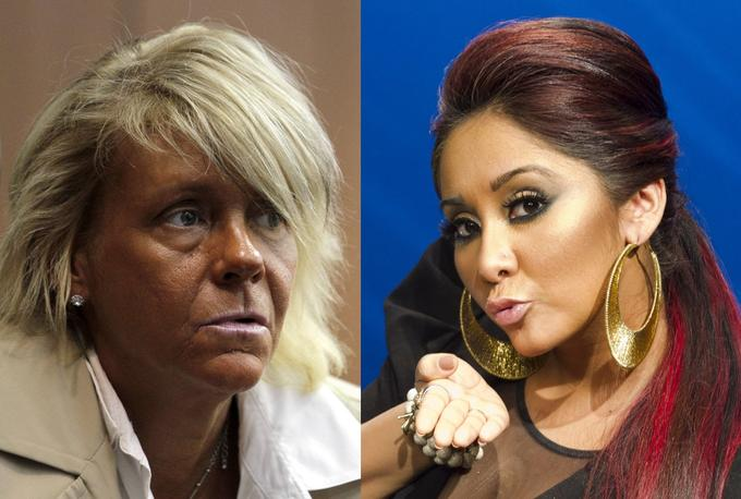 Patricia Krentcil Totally Looks Like Snooki