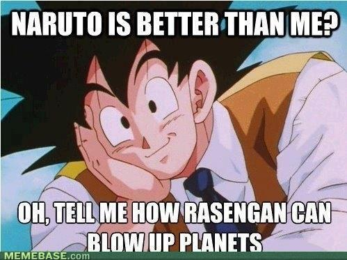 Condescending Goku