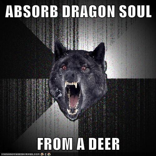 Absorb Deer's Dragon Soul