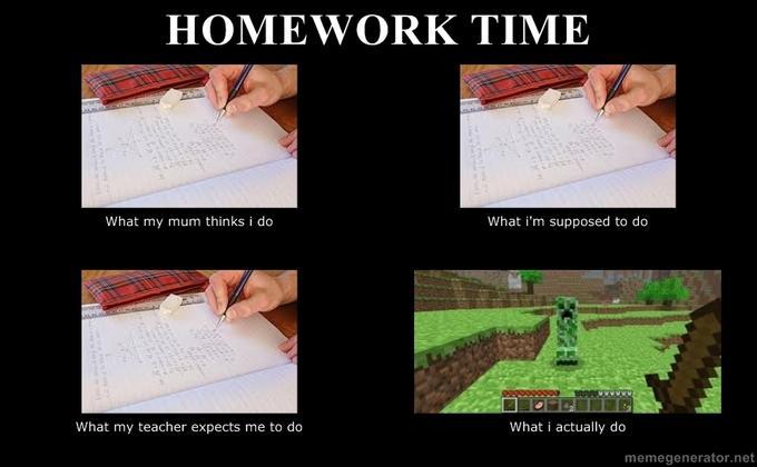 Thats why i fail at school