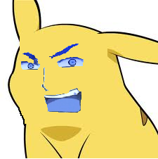 Pikachu's Germanic Despair
