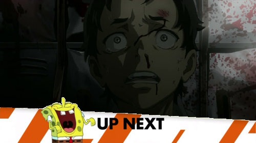 Spongebob loves Deadman Wonderland
