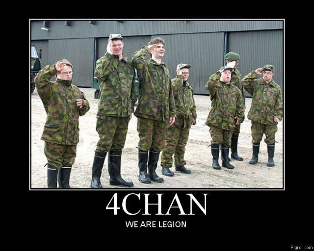 4chan - We Are Legion